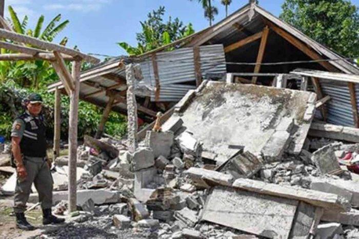 Al menos 16 muertos dejó sismo registrado en Indonesia este 29 de julio