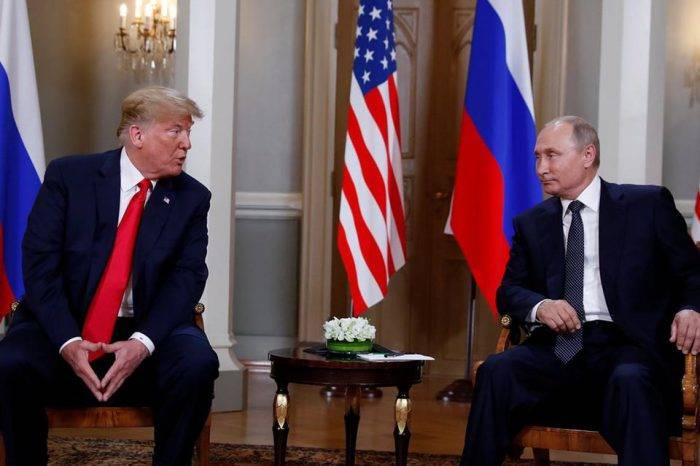 Trump y Putin llegan a Finlandia para llevar a cabo cumbre bilateral