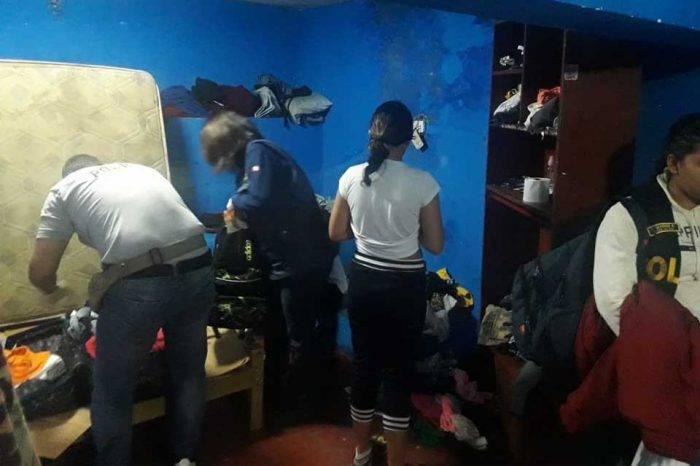 Venezolanos prostituidos Perú