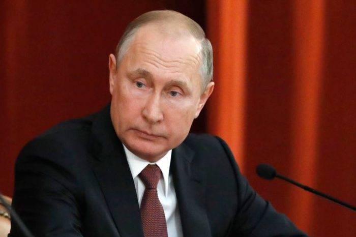 Putin acusa a políticos en EEUU de tratar de arruinar cumbre con Trump