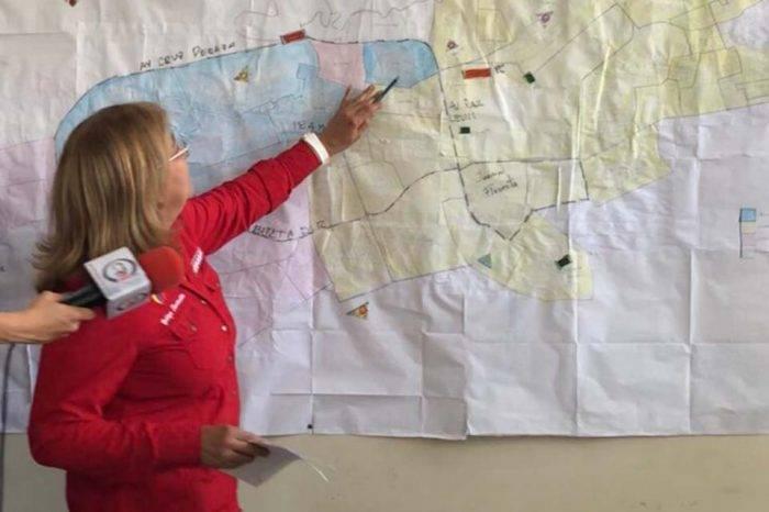 Gobernadora Santaella afirma que derrame de crudo en río Guarapiche está controlado