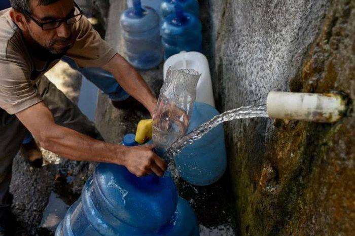 En Baruta buscan soluciones por su cuenta para lidiar con la falta de agua (V)