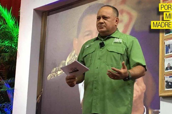 Diosdado no quiere referéndum sobre la nueva Constitución