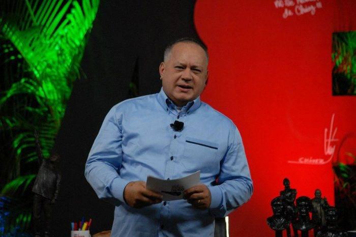 Diosdado Cabello: ANC revisará empresas con capital suizo en Venezuela