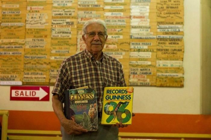 Fallece fundador de heladería merideña poseedora de dos récord Guinness