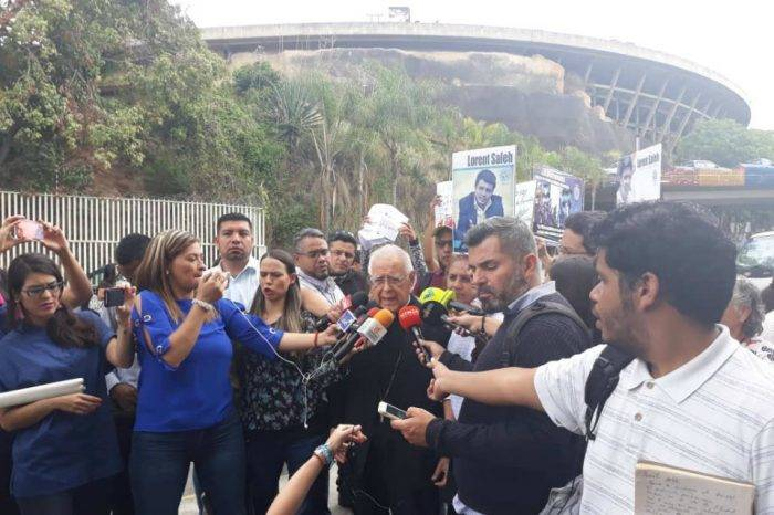 CEV mostró preocupación por la situación en El Helicoide