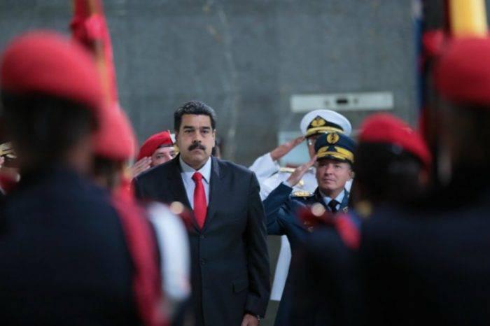 Maduro acusa nuevamente a Colombia de buscar un conflicto con Venezuela