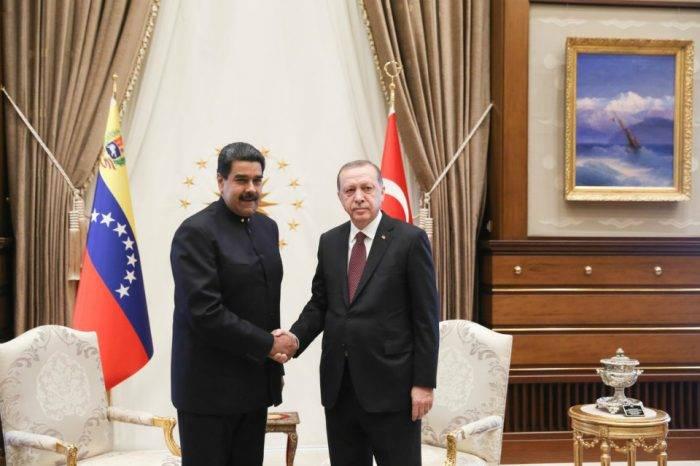 Maduro viaja a Turquía para estar presente en toma de posesión de Erdogán