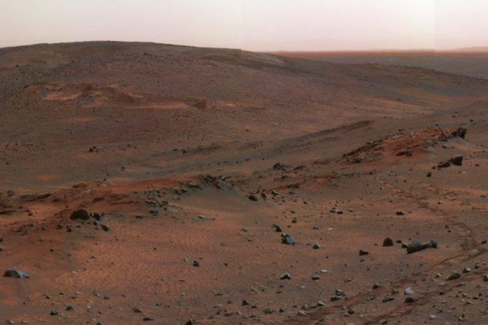 Marte: hay agua líquida salada bajo el hielo