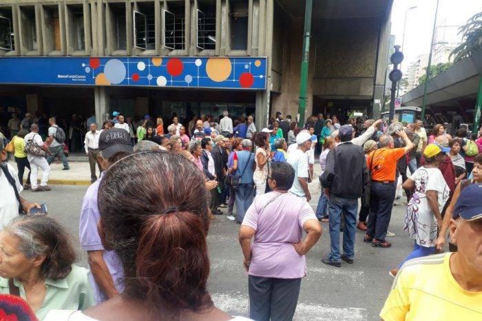 Sudeban informó que las cuentas bancarias de los pensionados serán reubicadas