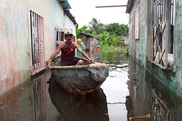 Concejal del municipio Heres pide activación de alerta roja tras inundaciones