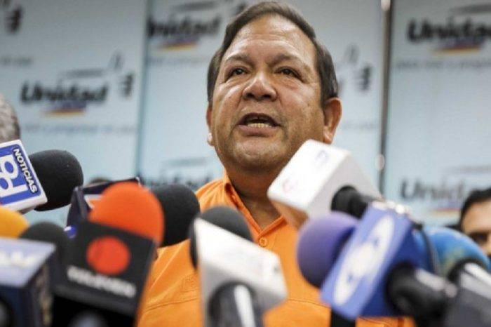 Andrés Velásquez: paro nacional es la oportunidad de unificar a todos los sectores