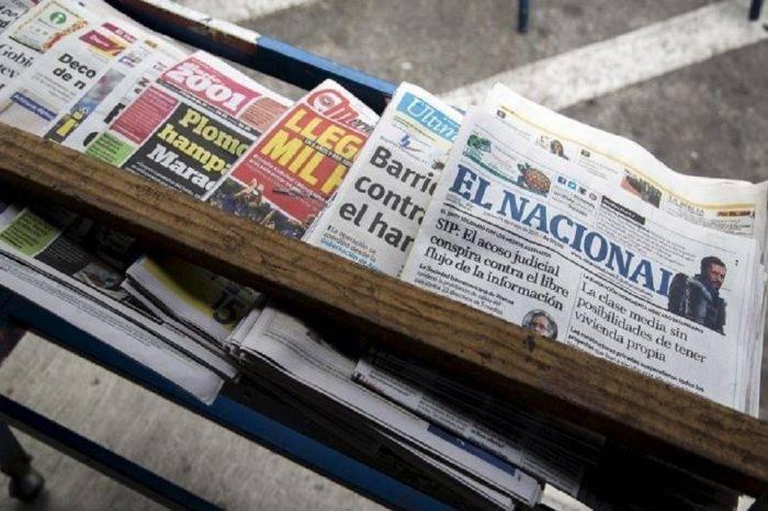 El Nacional solo saldrá cinco días para alargar su vida en papel