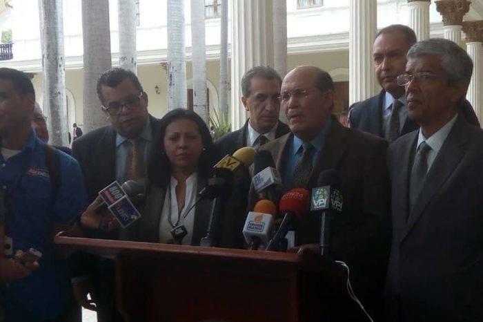 Fracción 16 de julio solicitará discutir sentencias del TSJ en el exilio