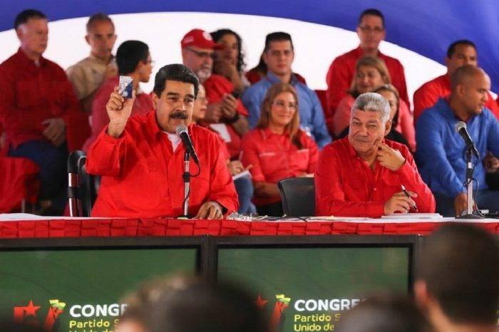 """Maduro pagará pensiones por """"billetera digital"""" y crea plan de ahorro en oro"""