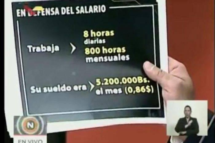 800 horas mensuales o cinismo revolucionario, por Bernardino Herrera León