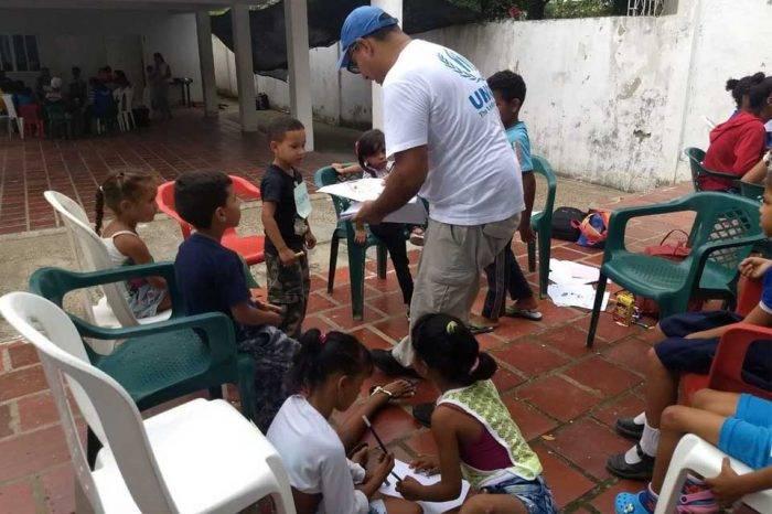 Acnur abrirá oficina en Barranquilla para atender a migrantes venezolanos
