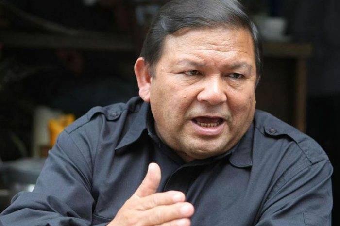 Andrés Velásquez dijo que el paro fue acatado en un 60% en todo el país