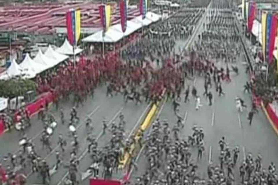 Supuesto atentado contra Maduro