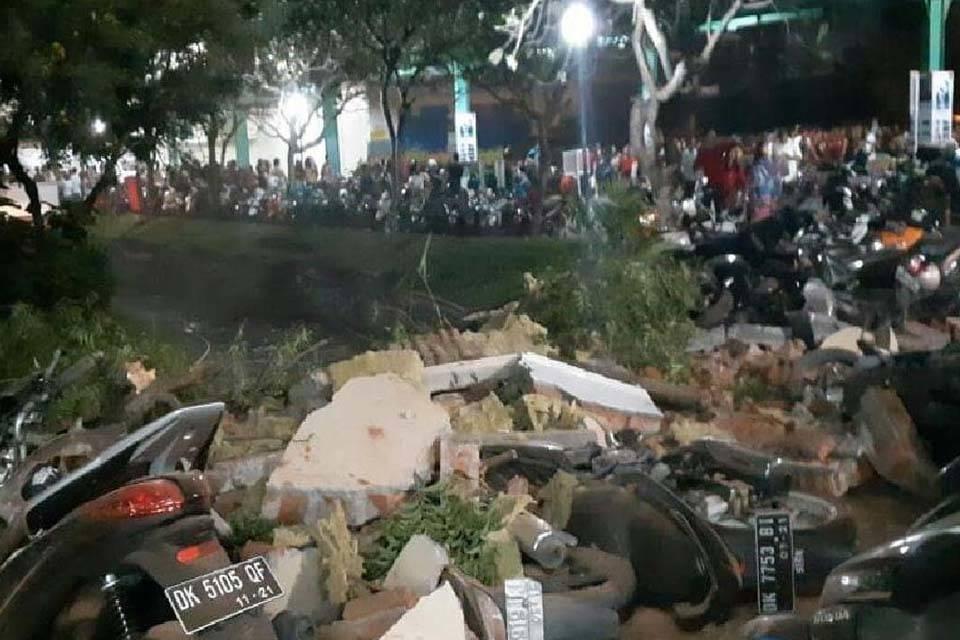 Terremoto en Indomesia
