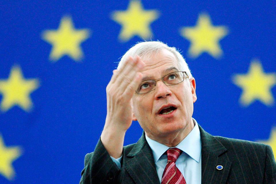 Borrell, UE
