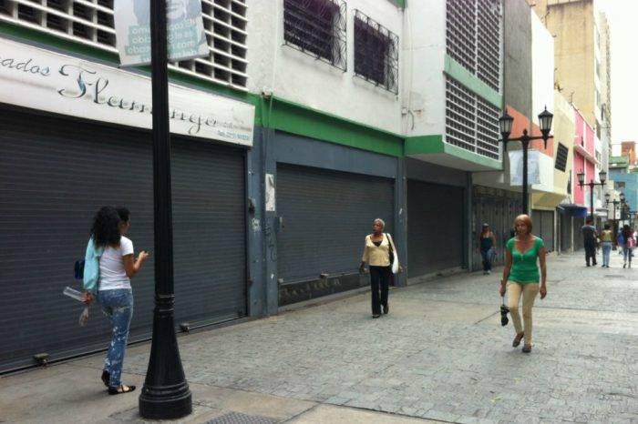 Por paro o por reconversión, los comercios no abrieron este 21 de agosto