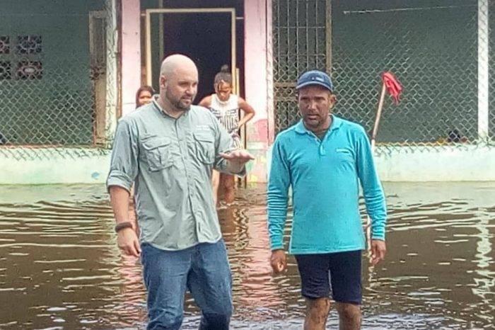 Denuncian colapso y brote de paludismo en refugios de Ciudad Guayana