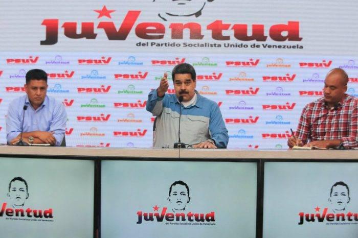 """Maduro ordena juicio público para los implicados en el """"atentado"""""""