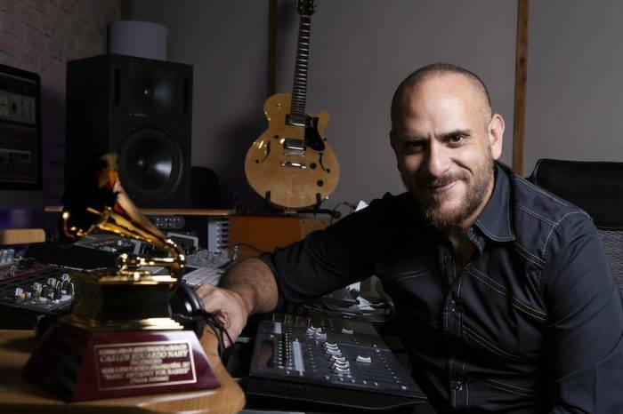 ENTREVISTA | El ingeniero de sonido venezolano que no soñaba con ganar un Grammy Latino