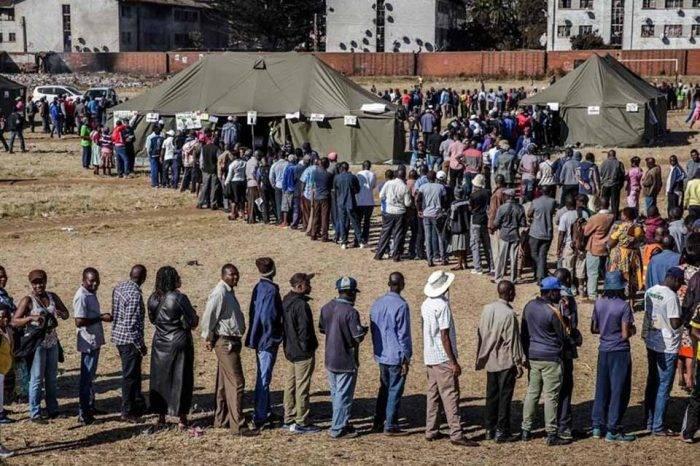 Sin Mugabe al frente, el Zanu-PF obtiene mayoría absoluta en Congreso de Zimbabue