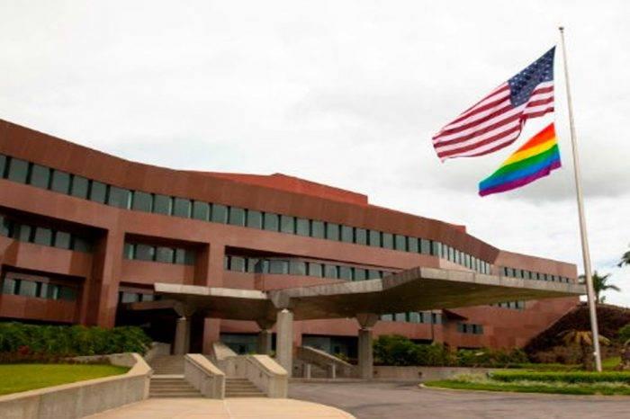 """Embajada de EEUU en Venezuela pide a sus ciudadanos """"mantener perfil bajo"""""""