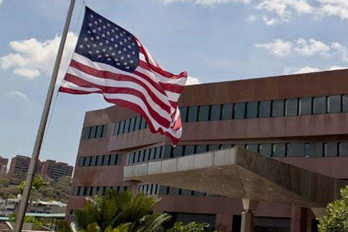 """Embajada de EEUU: arresto de Requesens es ejemplo de """"una larga letanía"""" de abusos a DDHH"""