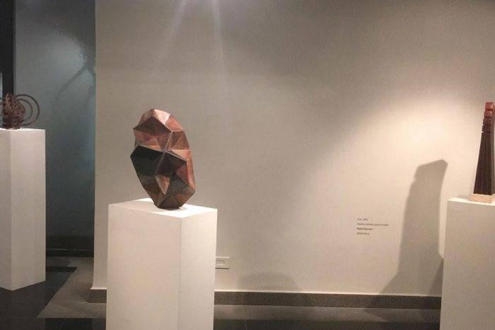 Esculturas que charlan, por Fernando Rodríguez