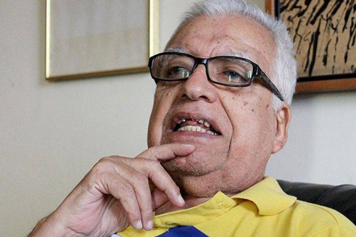 Falleció Héctor Rodríguez Bauza