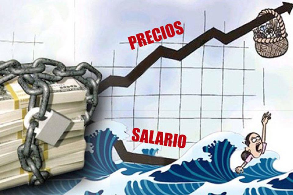 Hiperinflación. Foto: El Impulso