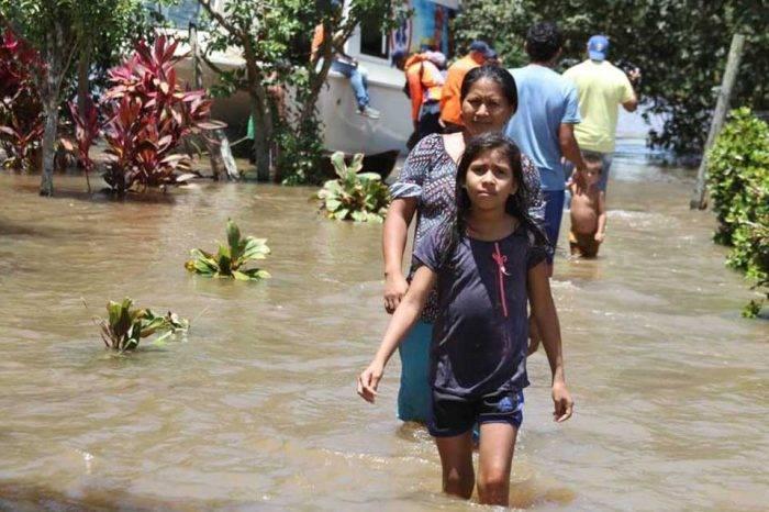 Inundaciones Delta Amacuro