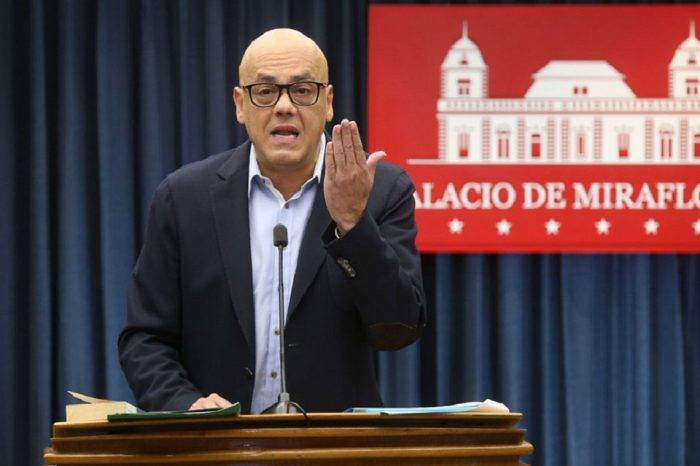 Jorge Rodríguez: Los pensionados pueden cobrar lo que quieran como quieran