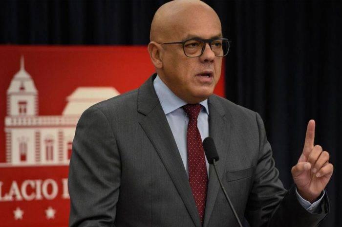 Jorge Rodríguez. Foto: CNN en Español