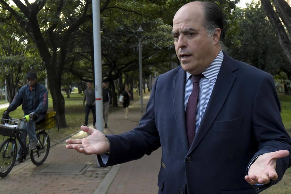 Julio Borges Comisión de Contraloría