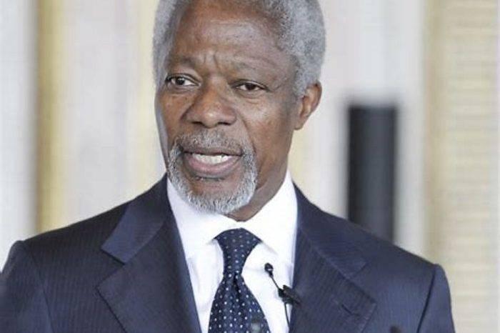 Kofi Annan, premio Nobel y exsecretario de la ONU, fallece a los 80 años