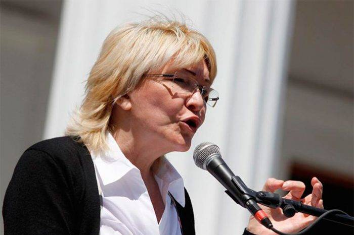 "Fiscal general en el exilio entregará material sobre ""Masacre de El Junquito"" a la CPI"