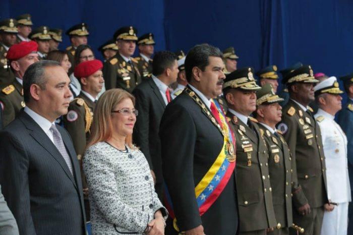 Situación irregular obliga a suspender mensaje de Maduro a la Guardia Nacional