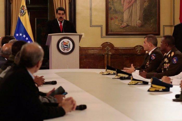 Maduro alista su contraofensiva tras denunciar supuesto intento de magnicidio