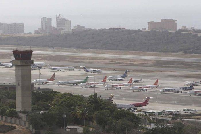 Autoridades en Maiquetía recuperan cuerpo de hombre en pista de aterrizaje