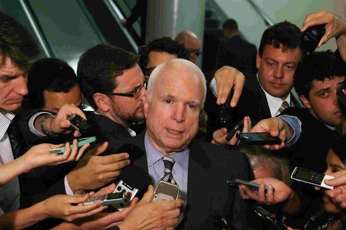 Murió el senador estadounidense John McCain a los 81 años