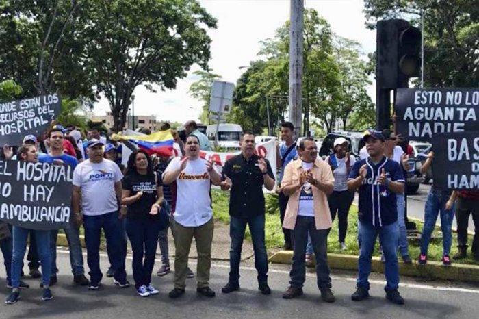 Diputado denuncia fallecimiento este año de 34 niños en hospital de Monagas