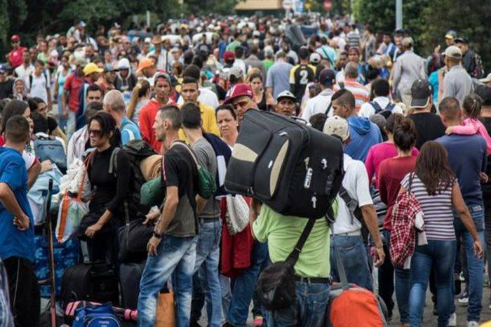 Entre la migración y la carnetización, por LidisMéndez