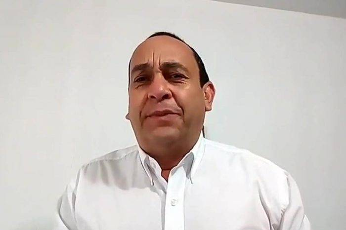 Político Óscar Pérez pedirá a Perú flexibilizar medidas para ingreso de venezolanos