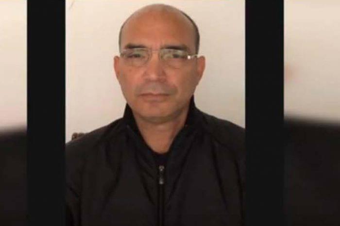 """Quién es Oswaldo García Palomo, uno de los implicados en el """"atentado"""" contra Maduro"""