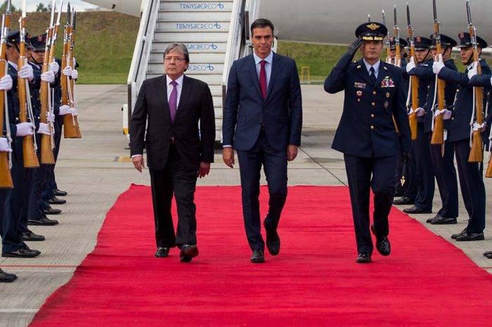 Sánchez: en Venezuelano se puede decir que hay democracia cuando hay presos políticos